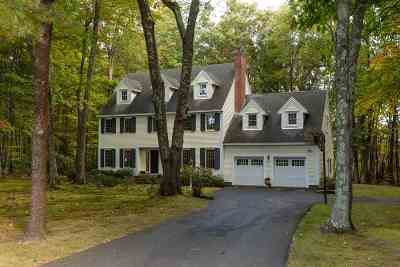 Rye Single Family Home For Sale: 18 Random Road
