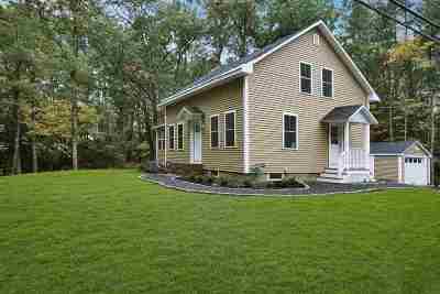 Nashua Single Family Home For Sale: 24 Coburn Avenue