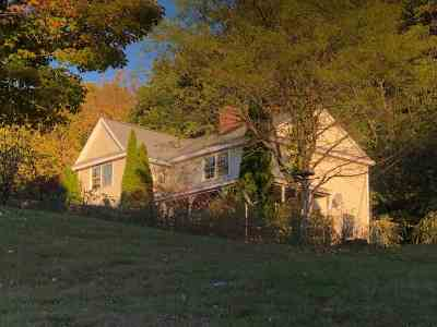 Pittsfield Single Family Home For Sale: 424 Catamount Road