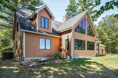 Belknap County Single Family Home For Sale: 83 Mountain Vista Drive