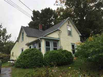 Alton Single Family Home Active Under Contract: 346 New Durham Road