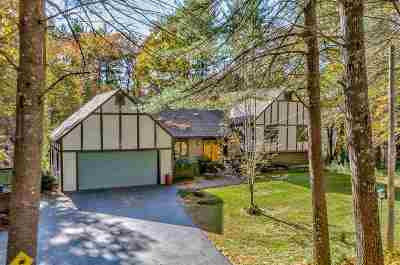 Amherst Single Family Home Active Under Contract: 27 Cricket Corner Road