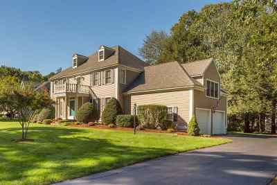 Single Family Home Active Under Contract: 42 Falcone Circle