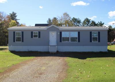 Mobile/Manufactured Active Under Contract: 7 Reed Lane