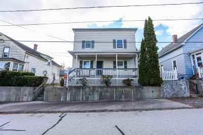 Manchester Single Family Home Active Under Contract: 212 Boutwell Street