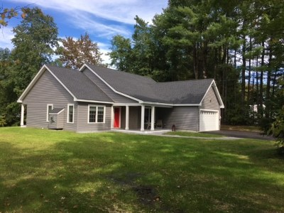 Belknap County Single Family Home For Sale: Lot 64 South Barnstead (Rt. 126) Road #64