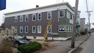 Manchester Commercial Lease For Lease: 685 Massabesic Street #2