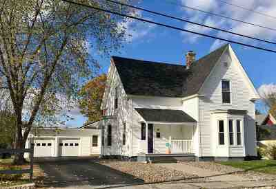 Lancaster Single Family Home For Sale: 59 Elm St
