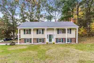 Merrimack Single Family Home Active Under Contract: 1 Quincy Lane