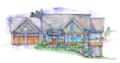 Merrimack County Single Family Home For Sale: Lot 1 Kimpton Brook Road