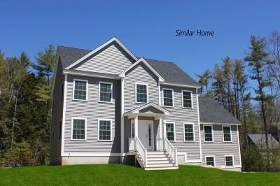 Nottingham Single Family Home For Sale: Lot 14 Maple Ridge Road #14