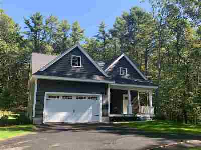 Kittery Single Family Home For Sale: Lot 5 Miller Road #Lot 5