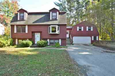 Salem Single Family Home Active Under Contract: 25 Palmer Street