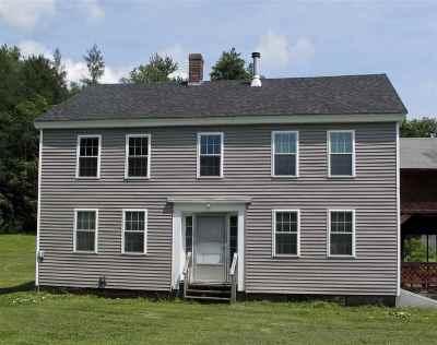 Bristol Single Family Home For Sale: 3860 North 116 Road