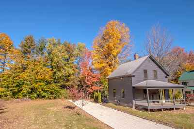 Conway Single Family Home For Sale: 260 East Main Street