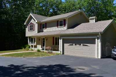 Plymouth Single Family Home For Sale: 45 Carmel Drive