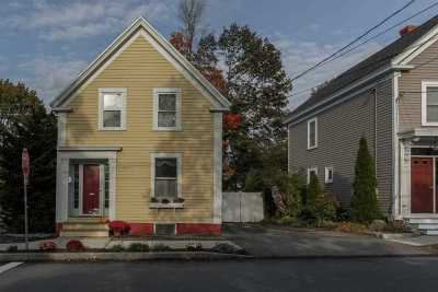 Single Family Home Active Under Contract: 117 Cass Street