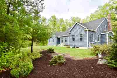 Windham Single Family Home For Sale: 52 Marblehead Road