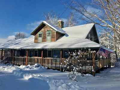 Single Family Home Active Under Contract: 45 Log Cabin Lane