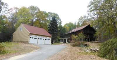 Epsom Single Family Home Active Under Contract: 291 Suncook Valley Highway