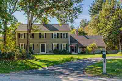 Amherst Single Family Home Active Under Contract: 4 Thoreau Lane