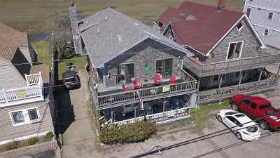 Hampton Single Family Home For Sale: 601 Ocean Boulevard