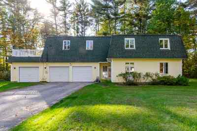 Bedford Single Family Home Active Under Contract: 1 Mayflower Drive