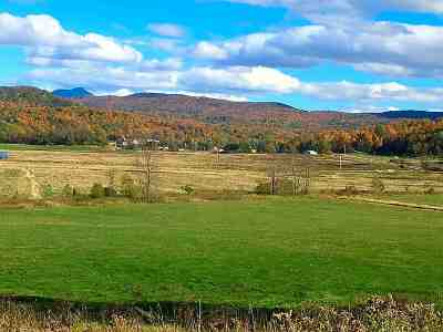 Hinesburg Residential Lots & Land For Sale: 570 Charlotte Road