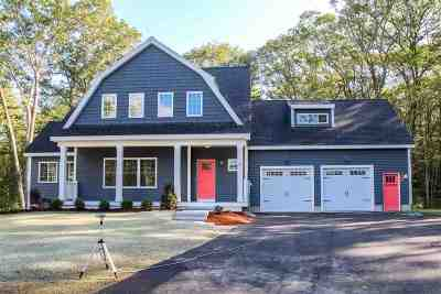 Kittery Single Family Home For Sale: Lot 6 Miller Road #Lot 6