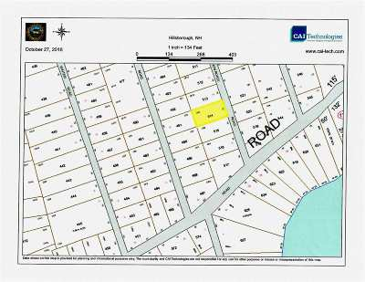 Hillsborough Residential Lots & Land For Sale: Pine Glen Road #map 14,