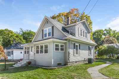 Hudson Single Family Home Active Under Contract: 19 Reed Street