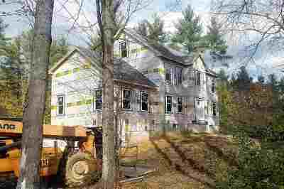 Strafford County Single Family Home For Sale: Lot 21-3 Boxwood Lane (Lot 21-3)