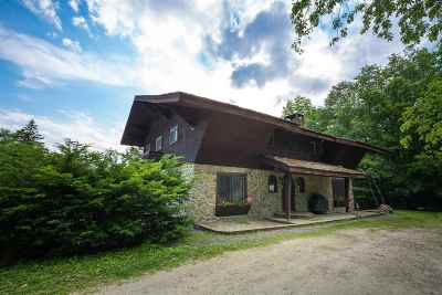 Campton Single Family Home For Sale: 133 Windmill Road