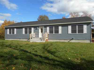 Shelburne Single Family Home For Sale: 200 Northern Heights Drive