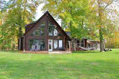Single Family Home For Sale: 323 Fee Fee Point Rd