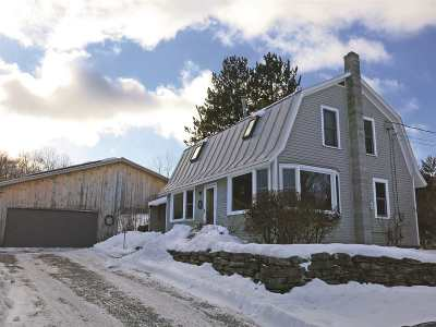 Single Family Home Active Under Contract: 478 Colby Road North