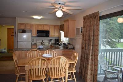 Cambridge Condo/Townhouse For Sale: 39 Riverside 39 At Smugglers Notch Resort #39