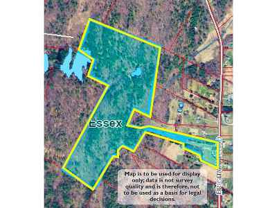 Chittenden County Residential Lots & Land For Sale: 100 Brigham Hill Road