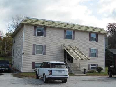 Hooksett Multi Family Home For Sale: 62 Merrimack Street
