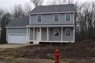 Rochester Single Family Home For Sale: 67 Millers Farm (Lot 26) Drive