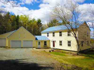 Hanover Single Family Home For Sale: 1 Saddle Run Road