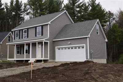 Rochester Single Family Home For Sale: 95 Millers Farm (Lot 15) Drive