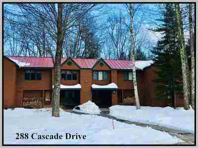 Woodstock Single Family Home For Sale: 288 Cascade Drive