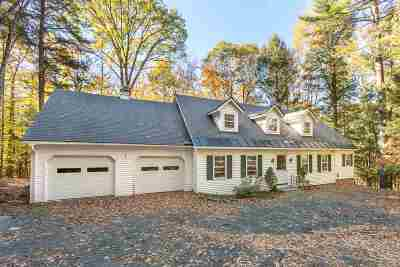 Hanover Single Family Home For Sale: 21 Low Road
