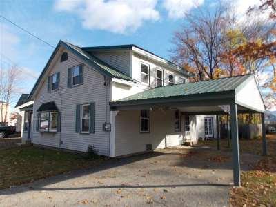 Laconia Single Family Home For Sale: 84 Winnisquam Avenue