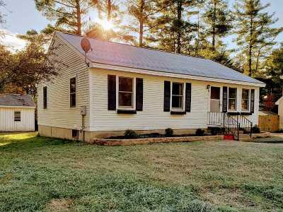 Concord Single Family Home For Sale: 4 Wedgewood Drive