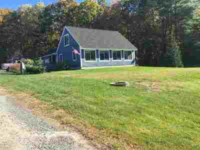 Bristol Single Family Home For Sale: 1750 Lake Street Street