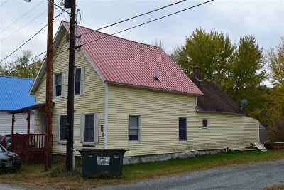 Haverhill Single Family Home For Sale: 17 Connecticut Street