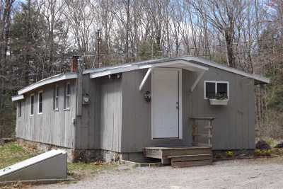 Henniker Single Family Home For Sale: 191 Cross Road Road