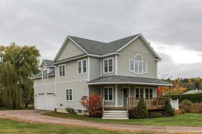Colchester Single Family Home Active Under Contract: 111 Poor Farm Road